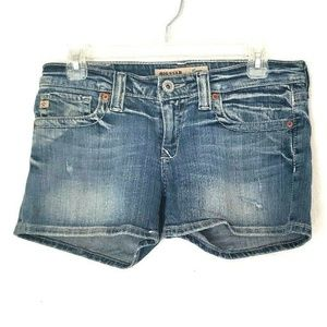 Big Star Casey Low Rise Jean Shorts